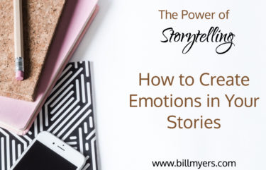 How to create emotions in your story